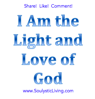 I am the Light and Love of God
